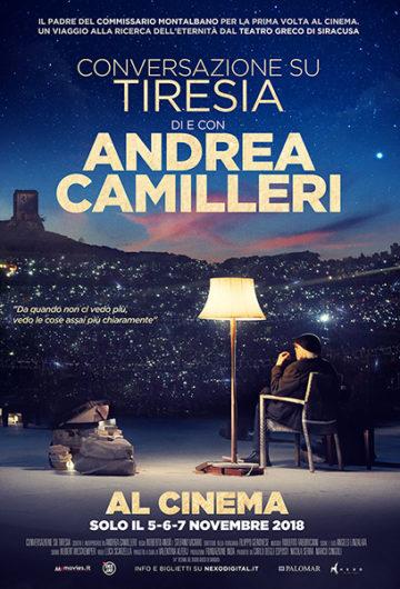Conversazione su Tiresia – Di e con Andrea Camilleri