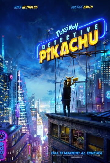Pokémon- Detective Pikachu