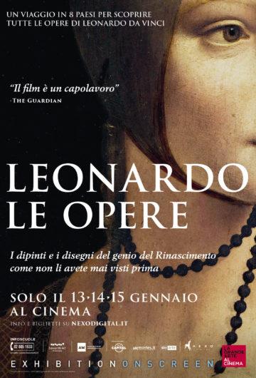 Leonardo – le opere